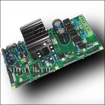 Принципиальная электрическая схема электроплиты beko.  Пример схемы усилителя на двухкаскадный усилитель зч схему...