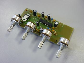 Темброблок СТЕРЕО LM1036.  Высококачественный темброблок (блок: все...