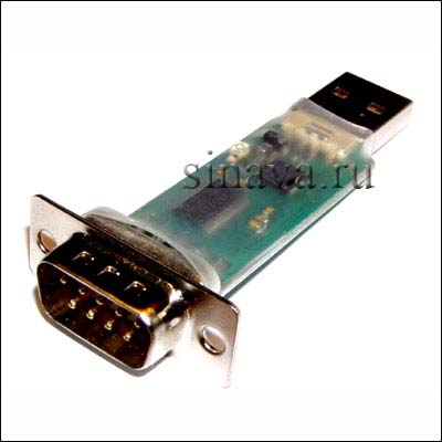 BM8050 Переходник USB – COM