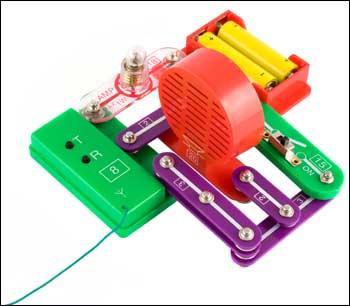 Схема радио для детей