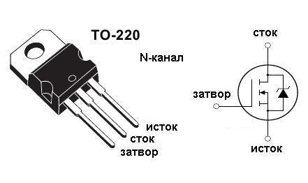 irf740 кв усилитель