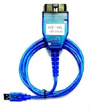 ПРОДАМ кабель диагностики USB OBD 2 KKL audi, vw, scoda, SEA - Автозапчасти и аксессуары в Калининграде.