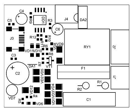 Схема телевизора горизонт 21kf19v.  Схема расположения кислородного датчиков на шевроле авео.