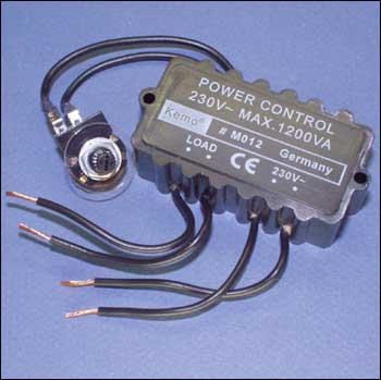 Регулятор мощности на 220в