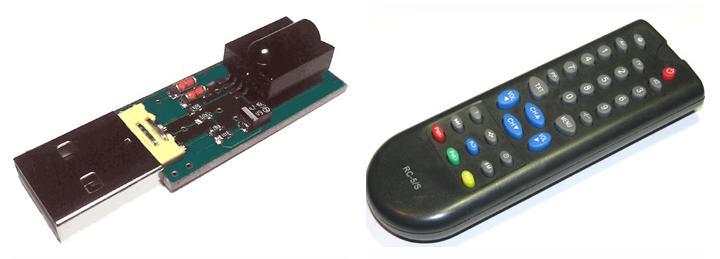 Использование этого пульта ду с ик usb приемником позволит вам дистанционно управлять вашим пк