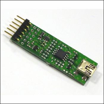 USB частотомер, цифровая шкала