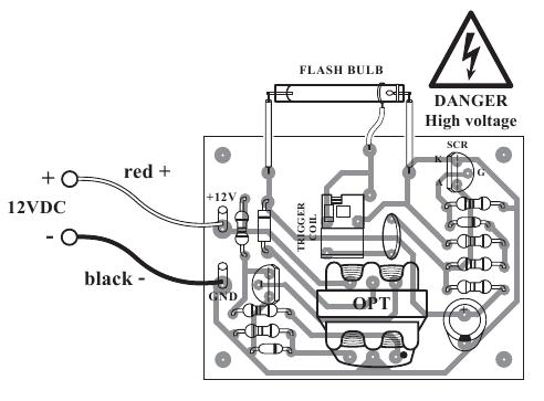 Схема монтажная NF189