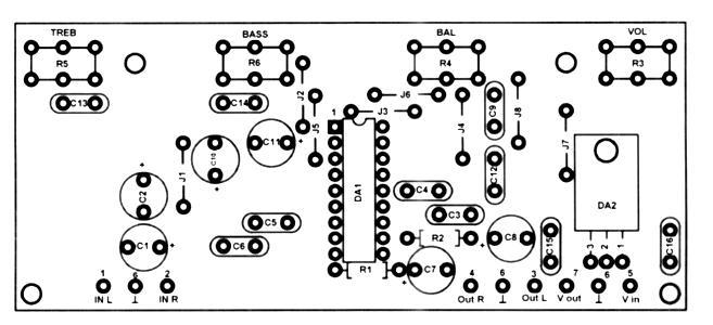 Схема монтажная NM2112