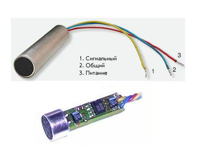 Электретный микрофон